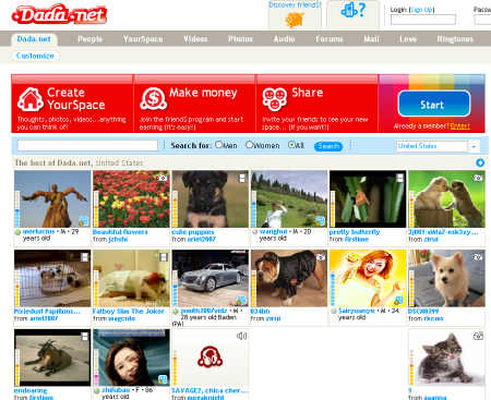 100 free online social chat sites