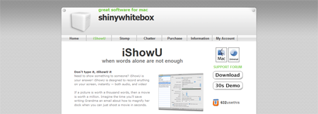 http://www.shinywhitebox.com/home/home.html