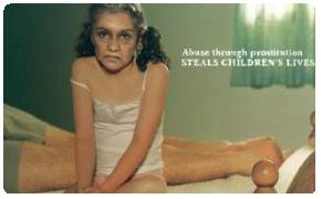 Prostitución desde la infancia
