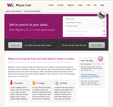to do chart. Wipee List – Free, easy-to-use