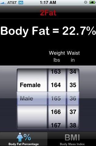 2Fat BMI Calculator