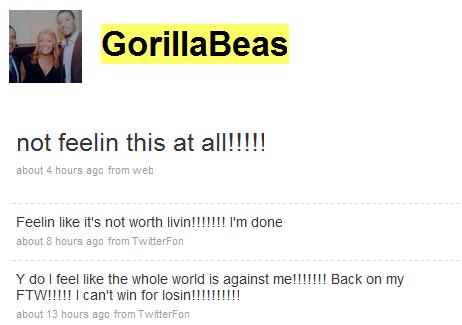 michael beasley  twitter