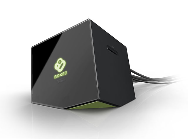 Boxee Box presentatie door D-Link - Xbmcfreak — A XBMC ...