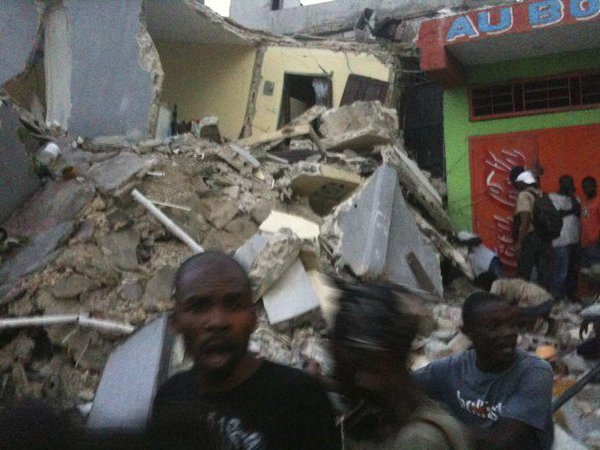 Haiti Earthquake in Pictures