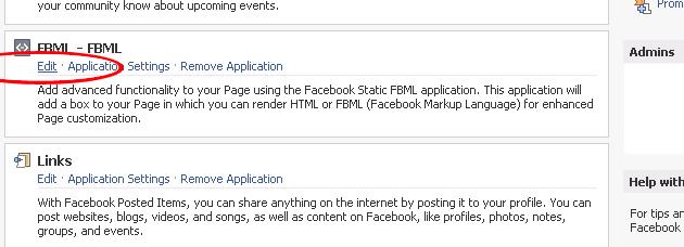 Facebook Fan Page Image