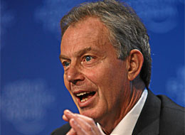 Tony Blair Joins VC Firm to Advise Cleantech Investments