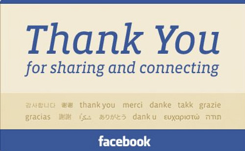 social media, facebook, social media thanks, thank you, social media classes, salty waffle