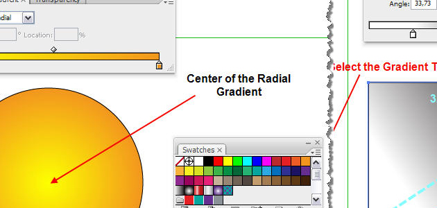 12 Beginner Tutorials for Getting Started with Adobe Illustrator 08_gradients