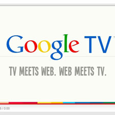 google tv 225 Google TV Set for Fall Launch