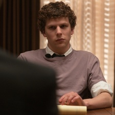 """The Social Network"" Nominated for 8 Academy Awards"