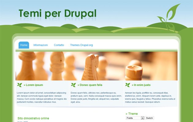15 Practical Free Drupal Themes For Business