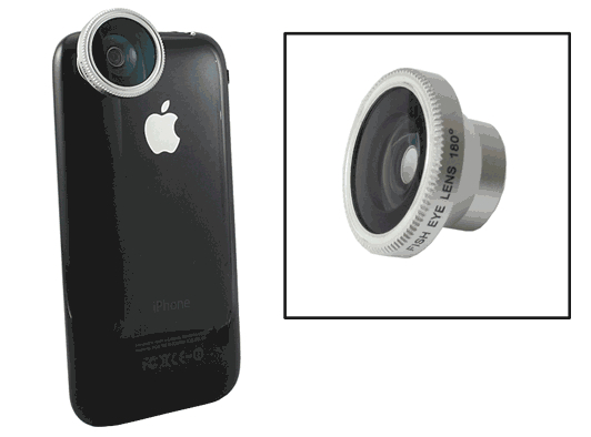Most Wanted Unique iPhone Photography Accessories 2011