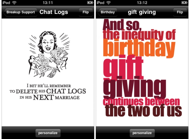 ecardsiphoneapps It's a gorgeous, erotic, rather heterodox reflection on the Gospel story of ...