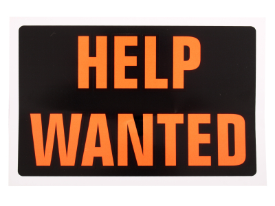 Help wanted sign template Constellation Aviation Consulting
