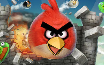 Angry Birds Available for Windows Phone