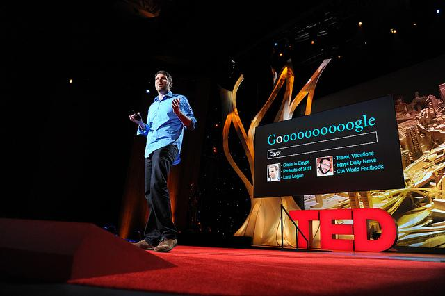 Want to Speak at TED? Now You Can Audition
