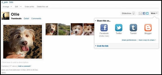 The service also now allows users to share non-public content and grouped ...