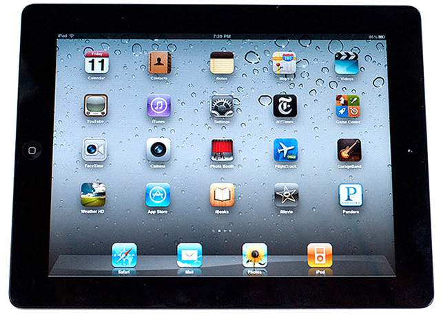 IPAD 2 Graphics Much Faster Than IPAD 1, Motorola Xoom