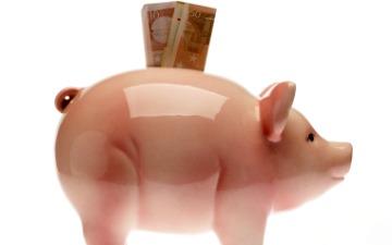 money happy image
