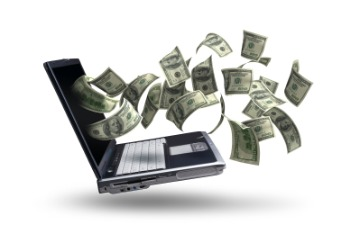 computer money image