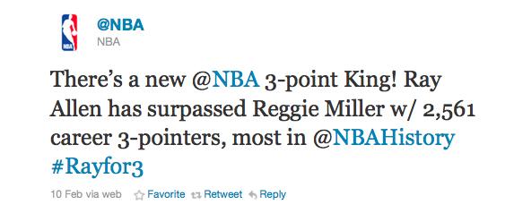 NBA推文