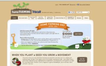 Triscuit Plant, Jejaring Sosial Untuk Para Petani Rumahan