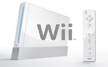 Nintendo Wii Gaming Console