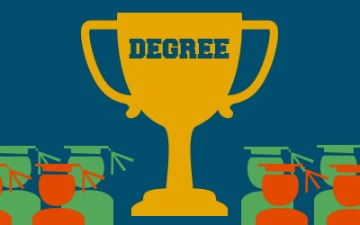degree image