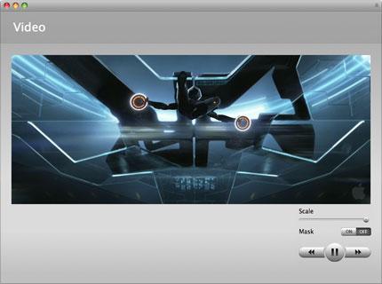 Apple的《創:光速戰記》預告片