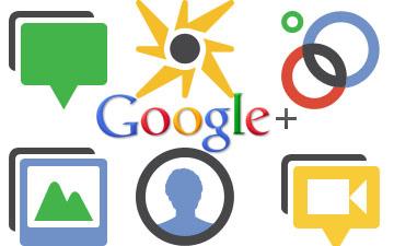 درخواست ثبت نام و دریافت دعوتنامه  گوگل پلاس +Google رقیب  شبکه اجتماعی فیس بوک