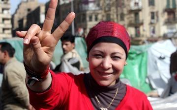 egyptian woman image