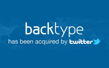 Twitter acquires BackType