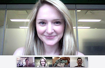 Stream Live YouTube Videos With Frenemies In Google Hangouts