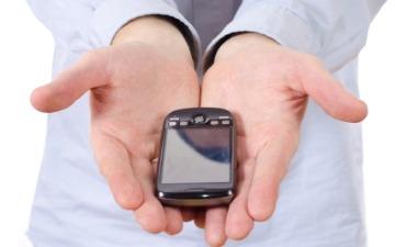 mobile giving