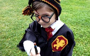 harry potter kid image