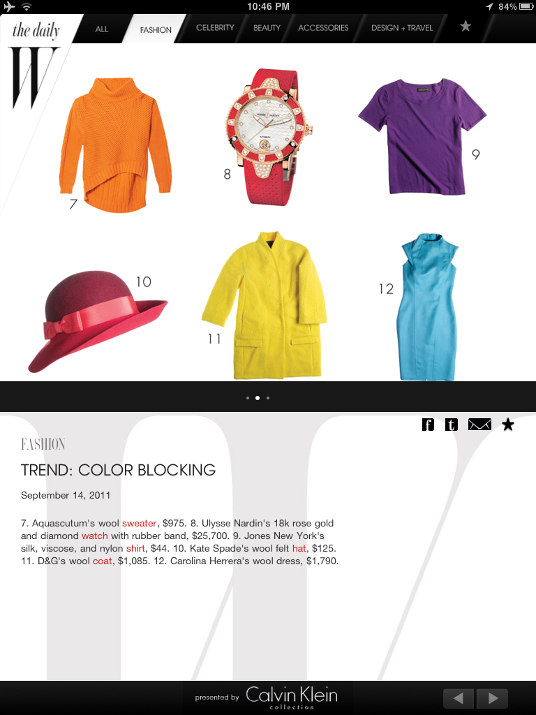 T shirt design app for ipad - Most Of What The App Offers Is Visual Think Collages Of Fashion Goods Spreads Pulled From The Magazine And Smartly Edited Video Interviews With