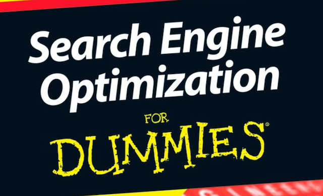 SEO for Dummies