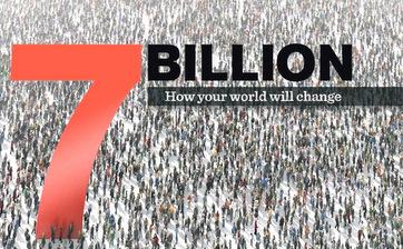 National Geographic 7 Billion App
