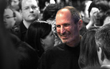 Steve Jobs Memorial at Stanford