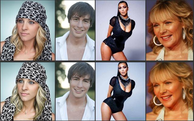 photoshop comparisons