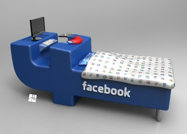 of the future facebook bed of the future. Black Bedroom Furniture Sets. Home Design Ideas