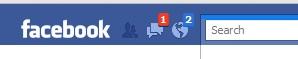 Facebook Blue Bubble