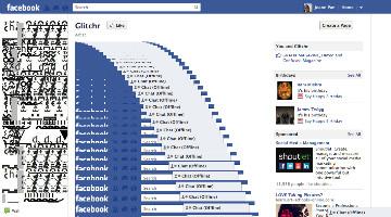 Glitchr on Facebook