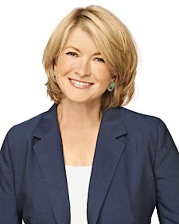 Martha Stewart a planeia conteúdo vídeo só para Web
