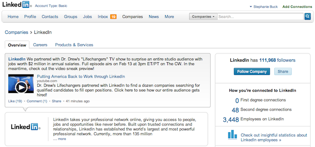 how to get followers on your linkedin company page