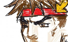 Draw Something Sketch of Ryu, by user dst3621 d