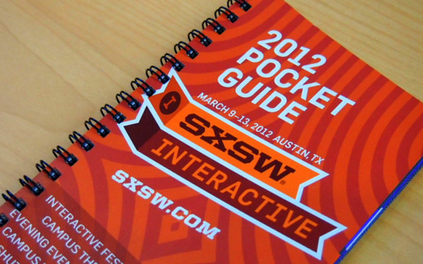 SXSWi 2012 Pocket Guide
