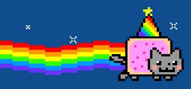 Nyan Cat Anniversary