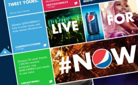 Summer Partnership Between Pepsi and Viacom for Live for Now Campaign