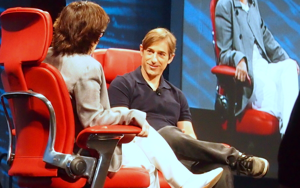 Mark Pincus CEO of Zynga at ATD10